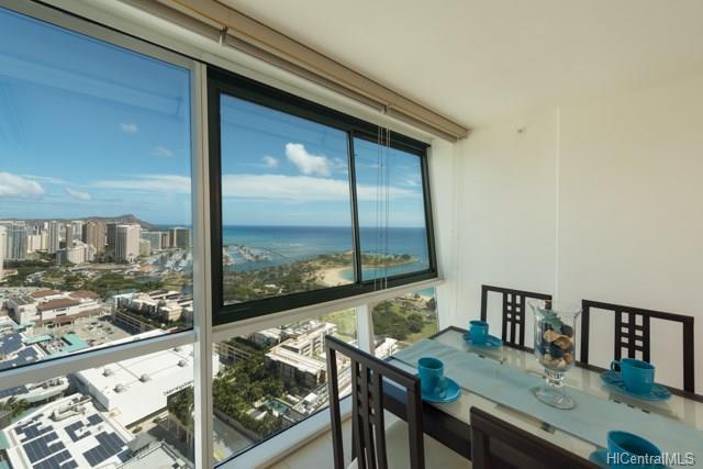 88 Piikoi Street #4405, Honolulu, HI 96814 (MLS #201821753) :: Team Lally