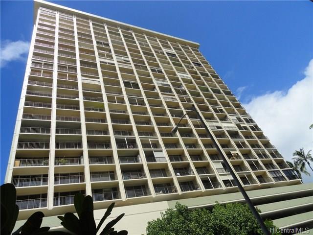 2345 Ala Wai Boulevard #1001, Honolulu, HI 96815 (MLS #201821800) :: Team Lally