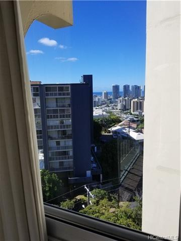 1022 Prospect Street 601B, Honolulu, HI 96822 (MLS #201821803) :: Team Lally