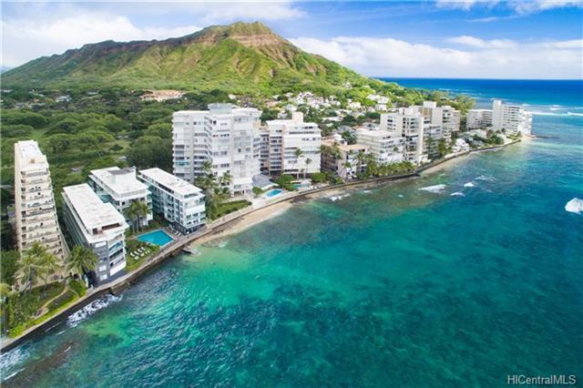 2947 Kalakaua Avenue #602, Honolulu, HI 96815 (MLS #201821853) :: Team Lally