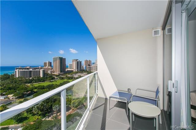 383 Kalaimoku Street #2012, Honolulu, HI 96815 (MLS #201821857) :: Team Lally
