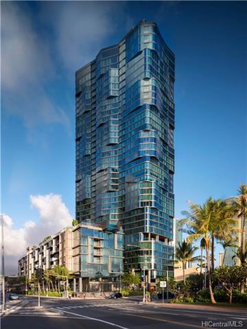 1108 Auahi Street #3801, Honolulu, HI 96814 (MLS #201822048) :: Elite Pacific Properties