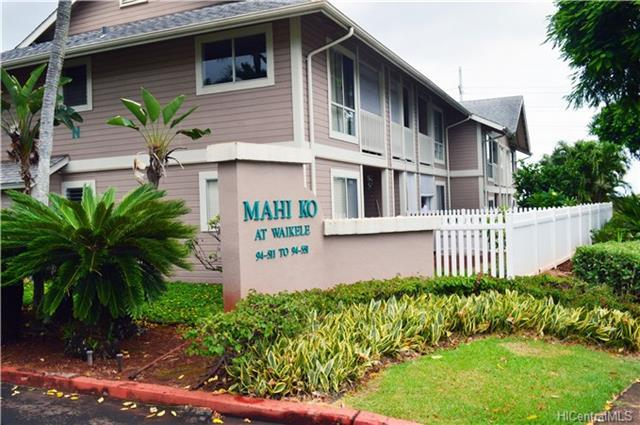 94-513 Lumiaina Street M206, Waipahu, HI 96797 (MLS #201822167) :: Team Lally