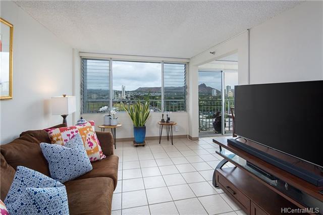2542 Date Street #905, Honolulu, HI 96826 (MLS #201822289) :: Keller Williams Honolulu
