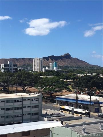 1025 Kalo Place #907, Honolulu, HI 96816 (MLS #201822661) :: Keller Williams Honolulu