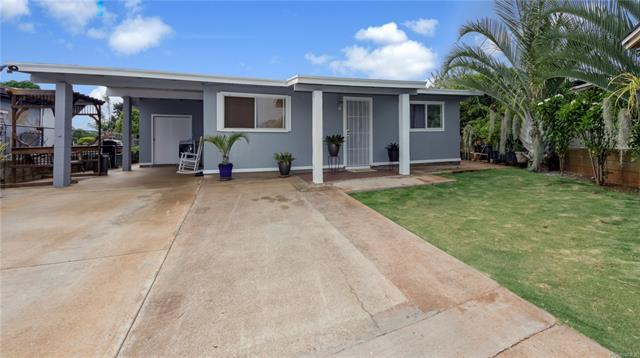 91-822 Lawalu Place, Ewa Beach, HI 96706 (MLS #201822729) :: Keller Williams Honolulu