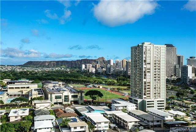 500 University Avenue 1637A, Honolulu, HI 96826 (MLS #201822858) :: Keller Williams Honolulu