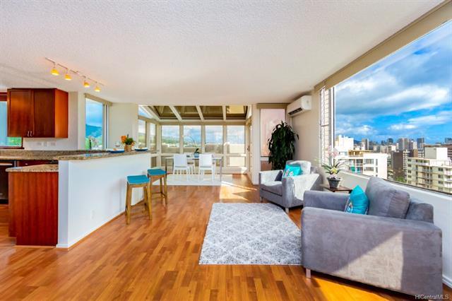 1521 Punahou Street Ph, Honolulu, HI 96822 (MLS #201824218) :: Elite Pacific Properties