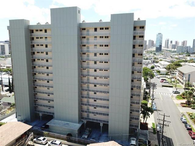 1215 Alexander Street #502, Honolulu, HI 96826 (MLS #201824289) :: Keller Williams Honolulu