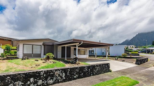 46-226 Aeloa Street, Kaneohe, HI 96744 (MLS #201824318) :: The Ihara Team