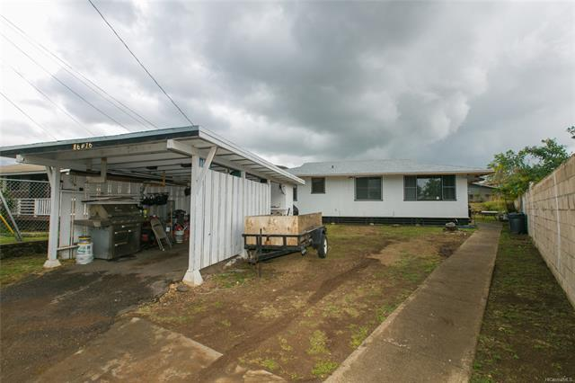 86-076 Hoaha Street, Waianae, HI 96792 (MLS #201824335) :: The Ihara Team