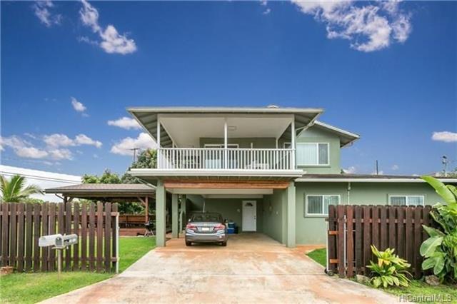 66-910 Kiekonea Way, Waialua, HI 96791 (MLS #201824547) :: Elite Pacific Properties