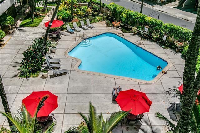 425 Ena Road 507B, Honolulu, HI 96815 (MLS #201824616) :: Elite Pacific Properties