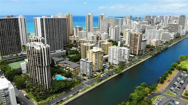 201 Ohua Avenue 2702-2, Honolulu, HI 96815 (MLS #201824631) :: The Ihara Team