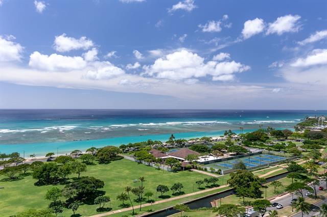 1350 Ala Moana Boulevard #2005, Honolulu, HI 96814 (MLS #201824688) :: Hawaii Real Estate Properties.com