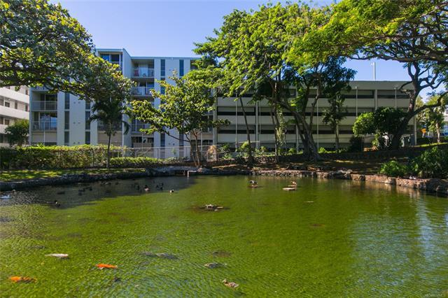 647 Kunawai Lane A112, Honolulu, HI 96817 (MLS #201824723) :: The Ihara Team