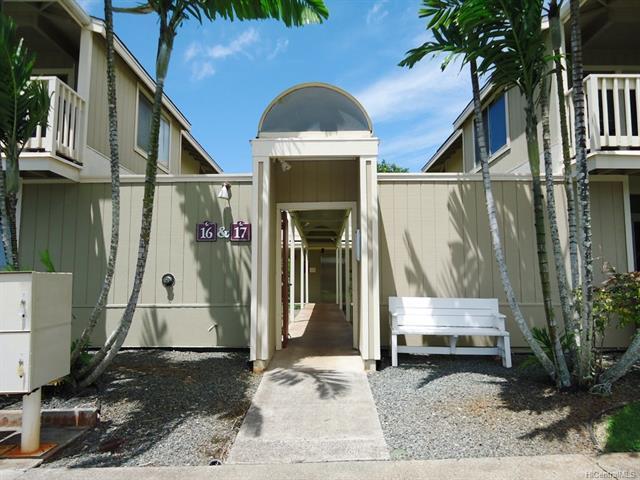 95-1050 Makaikai Street 16J, Mililani, HI 96789 (MLS #201824771) :: Hawaii Real Estate Properties.com