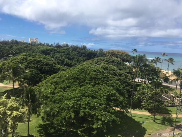 134 Kapahulu Avenue #707, Honolulu, HI 96815 (MLS #201824825) :: Keller Williams Honolulu