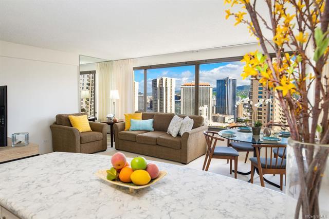 1778 Ala Moana Boulevard #3106, Honolulu, HI 96815 (MLS #201824946) :: Elite Pacific Properties