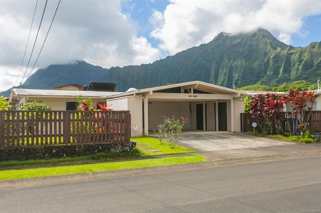 45-519 Loihi Street, Kaneohe, HI 96744 (MLS #201824947) :: Keller Williams Honolulu