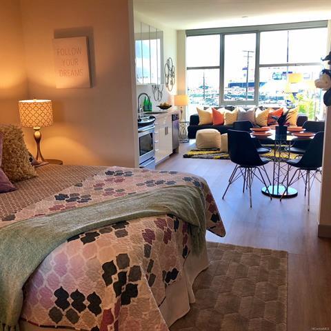610 Ala Moana Boulevard M205, Honolulu, HI 96813 (MLS #201824968) :: Elite Pacific Properties