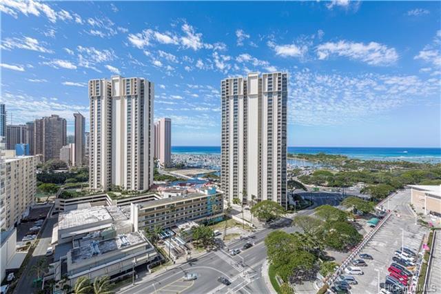 410 Atkinson Drive #1714, Honolulu, HI 96814 (MLS #201824982) :: Elite Pacific Properties