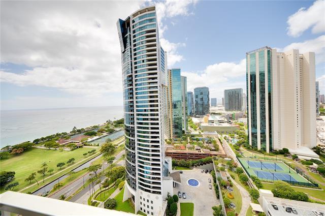 1350 Ala Moana Boulevard #2711, Honolulu, HI 96814 (MLS #201825132) :: Elite Pacific Properties
