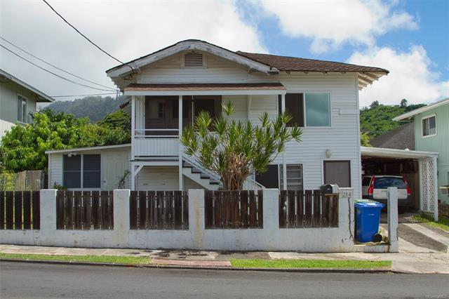 214 Naone Street, Honolulu, HI 96813 (MLS #201825495) :: Keller Williams Honolulu