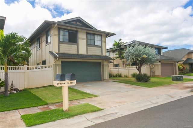 91-1055 Kanio Street, Kapolei, HI 96707 (MLS #201825528) :: The Ihara Team