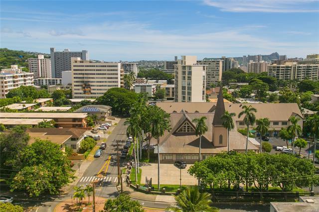 1333 Heulu Street 1201PH, Honolulu, HI 96822 (MLS #201825647) :: Keller Williams Honolulu
