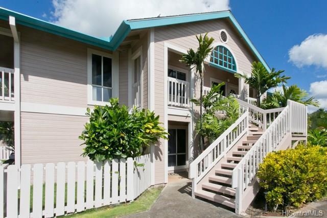 94-870 Lumiauau Street H203, Waipahu, HI 96797 (MLS #201826796) :: Team Lally