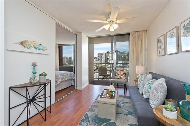 1535 Pensacola Street #1009, Honolulu, HI 96822 (MLS #201826999) :: Keller Williams Honolulu