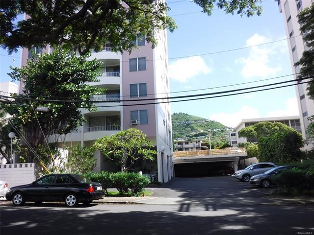 1805 Poki Street #1002, Honolulu, HI 96822 (MLS #201827128) :: Keller Williams Honolulu
