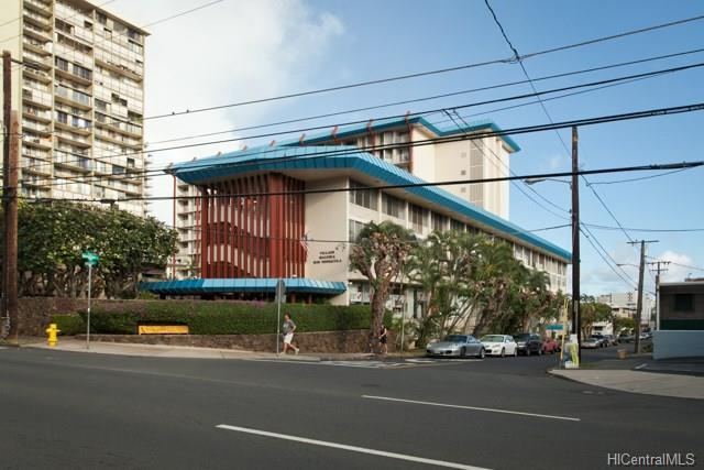1535 Pensacola Street #706, Honolulu, HI 96822 (MLS #201827224) :: Keller Williams Honolulu