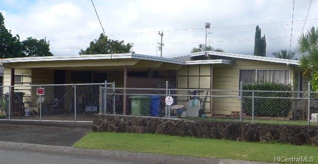 866 Lemi Street, Wahiawa, HI 96786 (MLS #201827233) :: The Ihara Team