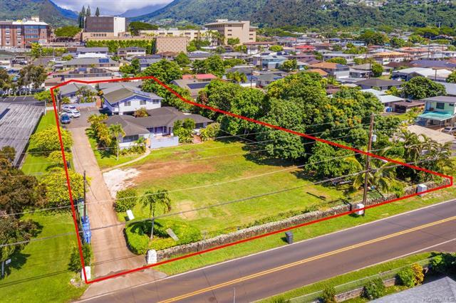 608 N Judd Street, Honolulu, HI 96817 (MLS #201827437) :: The Ihara Team