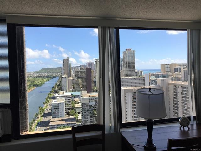 444 Niu Street #2804, Honolulu, HI 96815 (MLS #201827440) :: Team Lally