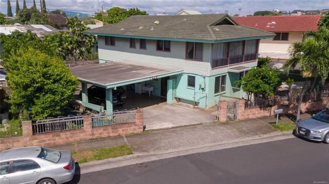 1216 Kohou Street, Honolulu, HI 96817 (MLS #201827452) :: The Ihara Team