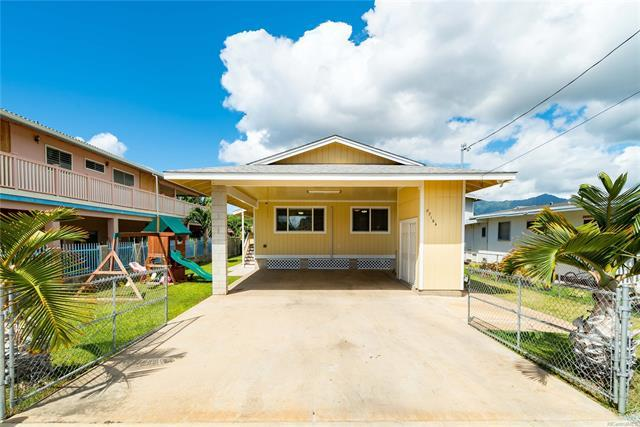 87-164 Gilipake Street, Waianae, HI 96792 (MLS #201827467) :: Team Lally