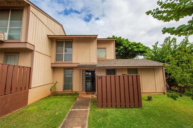 92-1014 Makakilo Drive #41, Kapolei, HI 96707 (MLS #201827558) :: Keller Williams Honolulu
