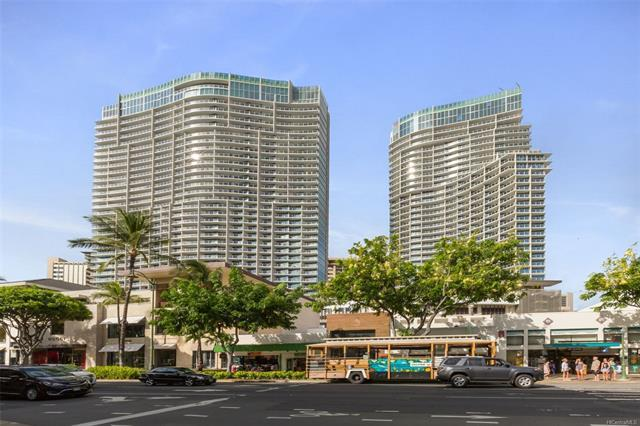 2139 Kuhio Avenue #1209, Honolulu, HI 96815 (MLS #201827588) :: The Ihara Team