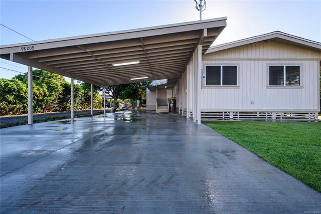 98-209 Pahemo Street, Aiea, HI 96701 (MLS #201827663) :: The Ihara Team