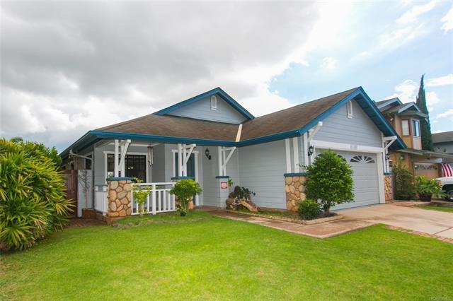 91-1057 Paaoloulu Way, Kapolei, HI 96707 (MLS #201827710) :: Hawaii Real Estate Properties.com