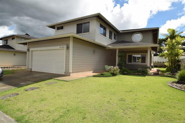 95-1025 Melekomo Street, Mililani, HI 96789 (MLS #201827720) :: Team Lally
