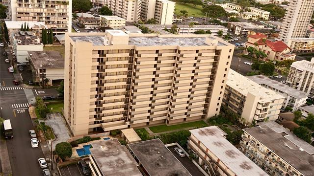1251 Heulu Street #105, Honolulu, HI 96822 (MLS #201827775) :: Keller Williams Honolulu