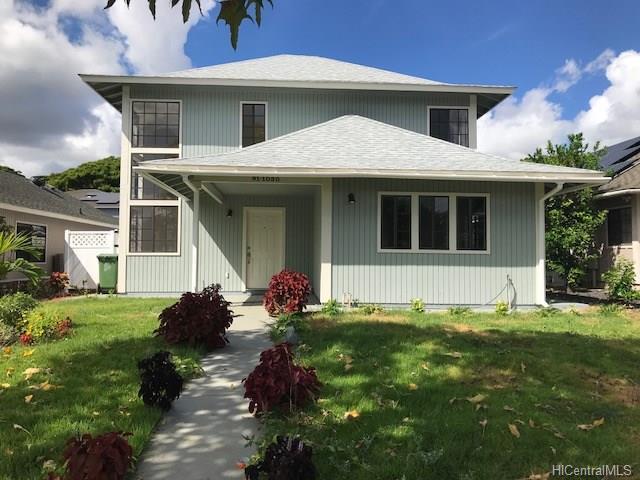 91-1030 Aipoola Street, Ewa Beach, HI 96706 (MLS #201827784) :: Keller Williams Honolulu