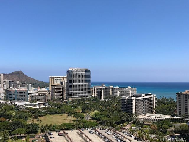 1910 Ala Moana Boulevard 28A & B, Honolulu, HI 96815 (MLS #201827803) :: The Ihara Team