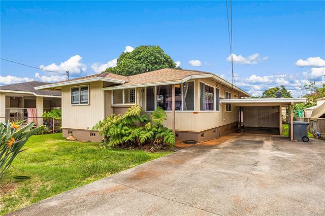 27 Rose Street, Wahiawa, HI 96786 (MLS #201827864) :: Elite Pacific Properties