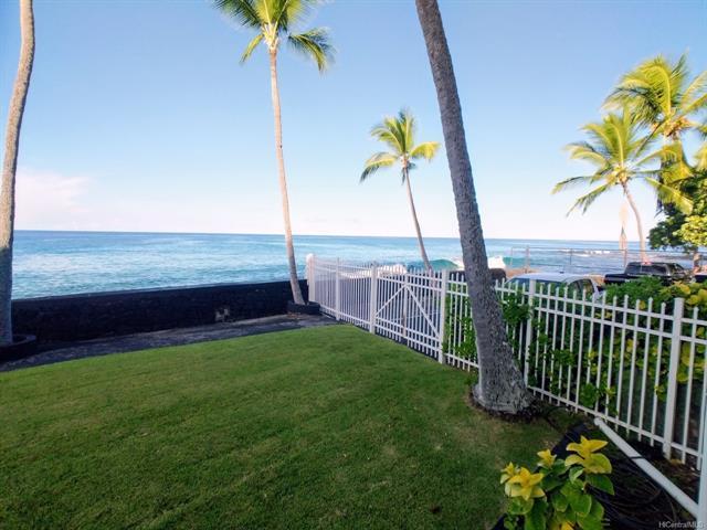 77-6452 Alii Drive #114, Kailua Kona, HI 96740 (MLS #201827913) :: Keller Williams Honolulu