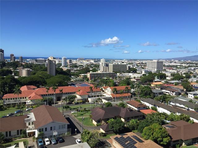 2040 Nuuanu Avenue #1401, Honolulu, HI 96817 (MLS #201828196) :: The Ihara Team